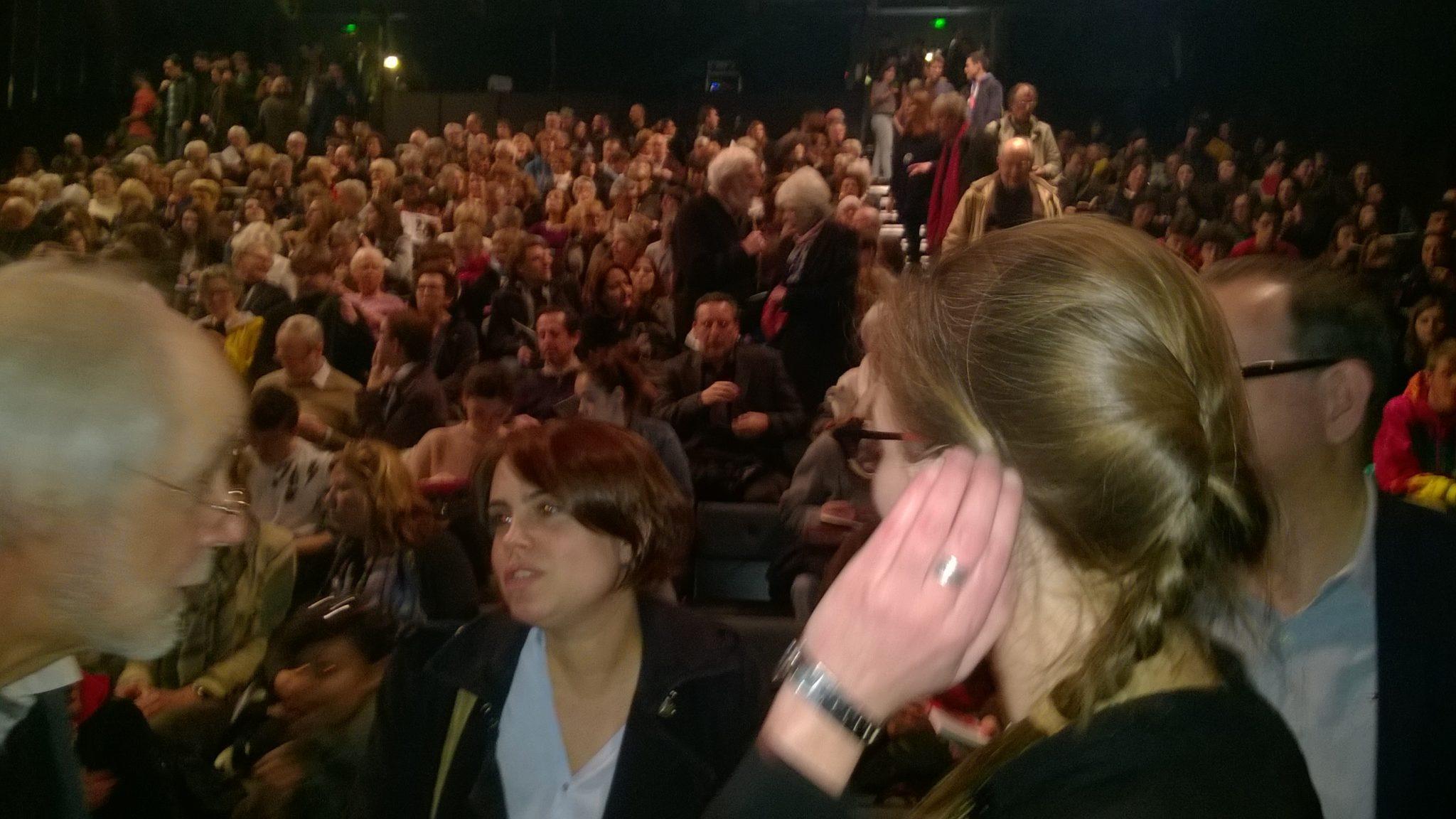Rencontres de sophie 24 mars 2017 Lieu Uniuqe de Nantes