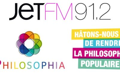 Le quart d'heure philo, Philosophia, Jetfm 91.2 : Une chronique philosophique radiophonique pour tous et pour personne