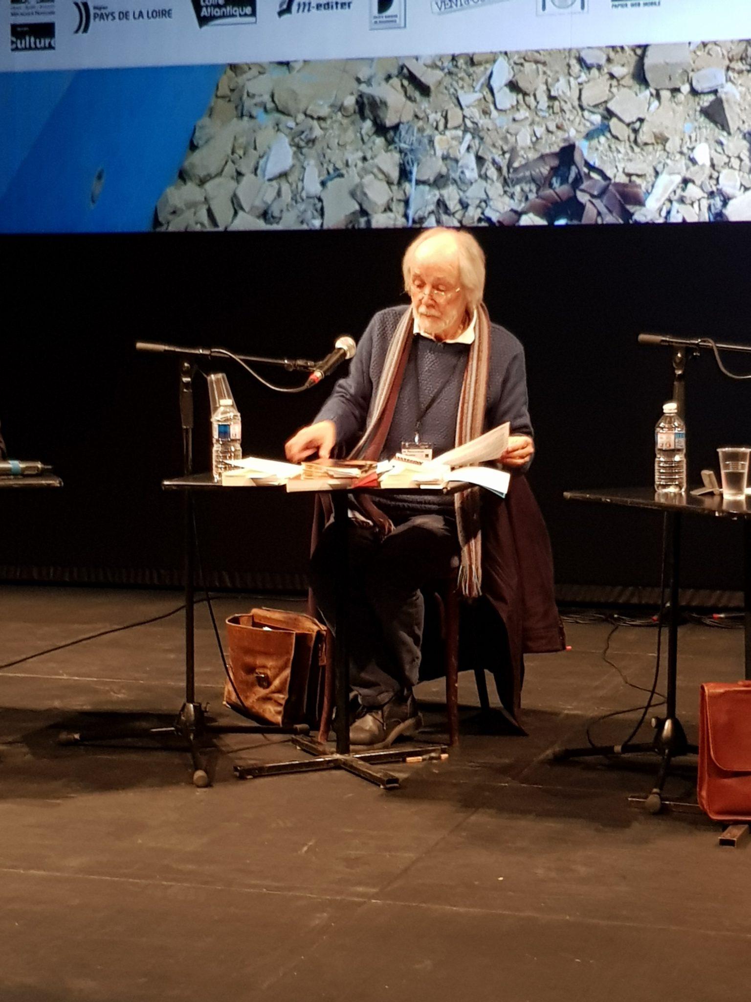 Rencontre sde Sophie Guerre et paix Philosophia Lieu Unique de Nantes Gaubert J (1)
