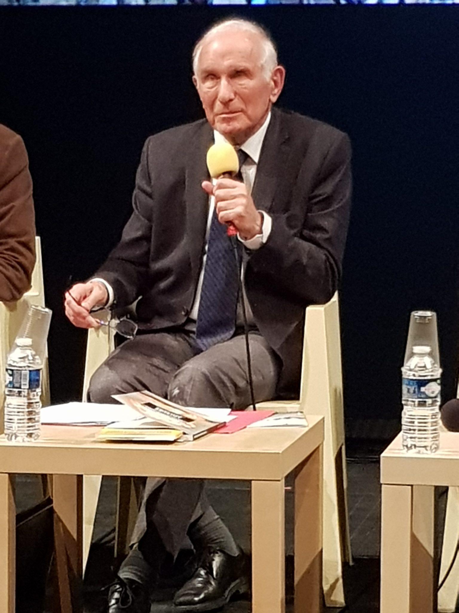 Rencontre sde Sophie Guerre et paix Philosophia Lieu Unique de Nantes Quilès P