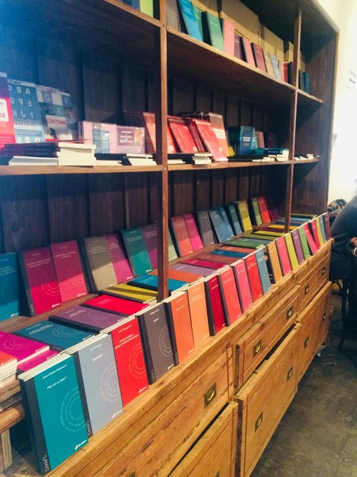 Rencontre sde Sophie Guerre et paix Philosophia Lieu Unique de Nantes editions M-Editer