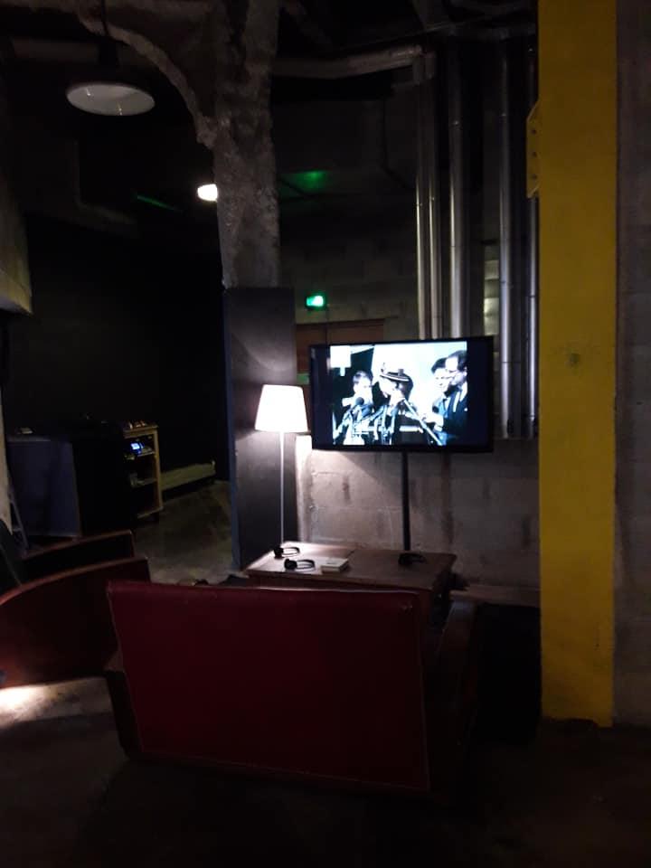 Rencontre sde Sophie Guerre et paix Philosophia Lieu Unique de Nantes lieu unique vidéo
