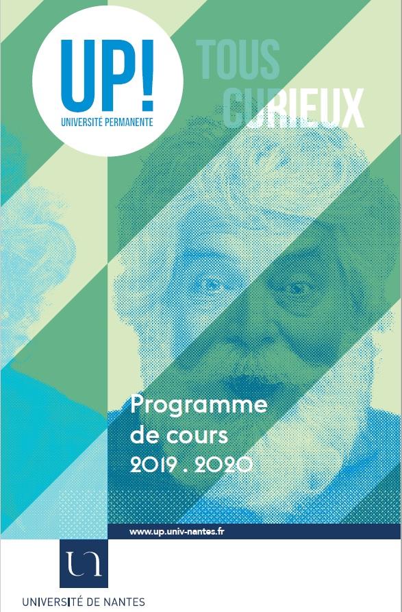 Calendrier Univ Nantes.Universite Permanente De Nantes 2019 2020 Philosophia