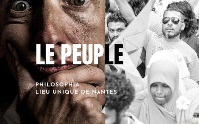 Les prochaines Rencontres de Sophie, Philosophia, Lieu Unique de Nantes se dérouleront les 5-7 février 2021 au Lieu Unique de Nantes et auront pour thème «Le peuple».
