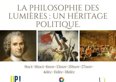 Jean-Luc NATIVELLE La philosophie des Lumières un héritage politique