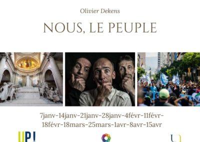 Olivier dekens Nous, le peuple